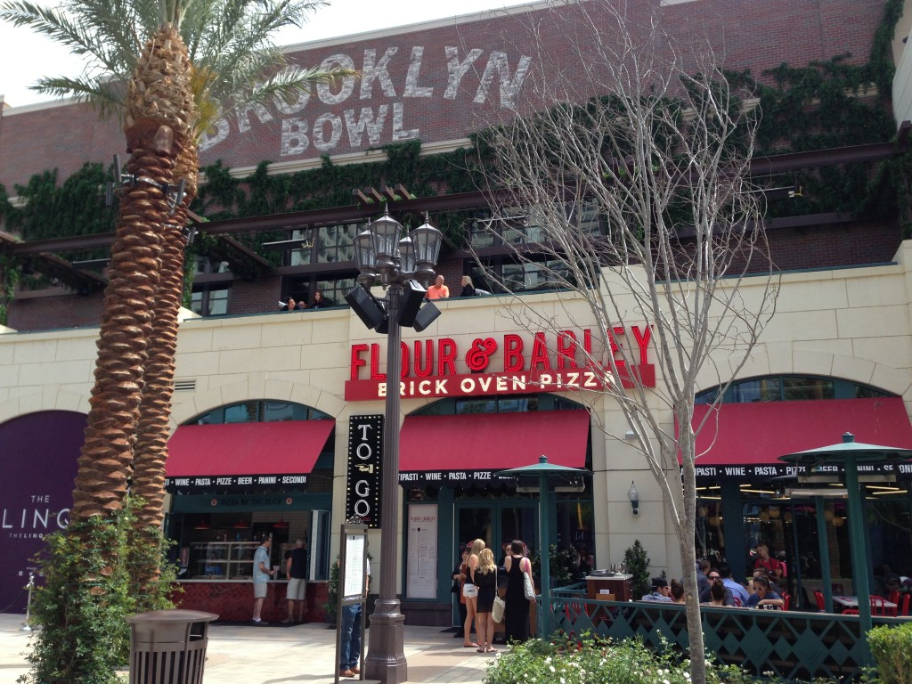 Brooklyn Bowl Vegas