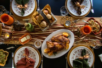 Thanksgiving Dinner Budget Gourmet Mom