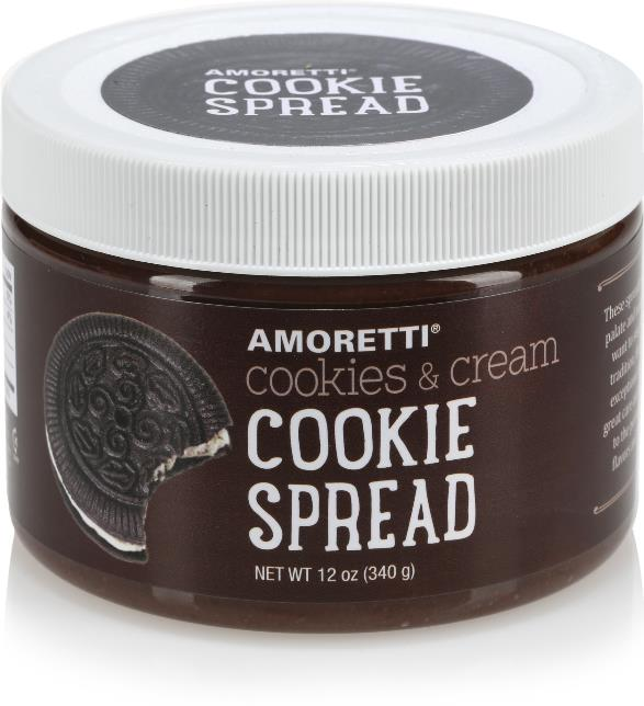 Amoretti Cookie Butter