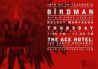 Birdman InviteV6