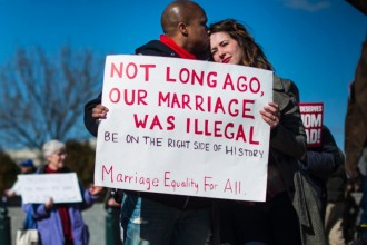 marriage equality supporters washington