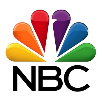 """NBCUNIVERSAL LOGOS -- Pictured: """"NBC"""" Stacked Logo on White: for Digital Use -- (Photo by: NBC)"""