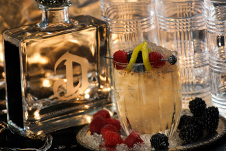 Regent Cocktail Club Cobbleone