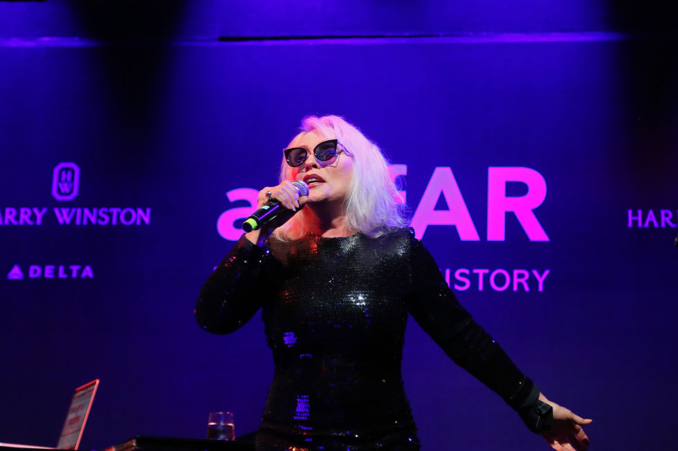 DebbieHarry BLONDIE Bazaar