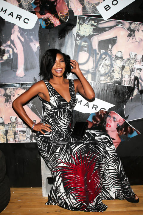 hbz best party photos gloss book gabrielle union