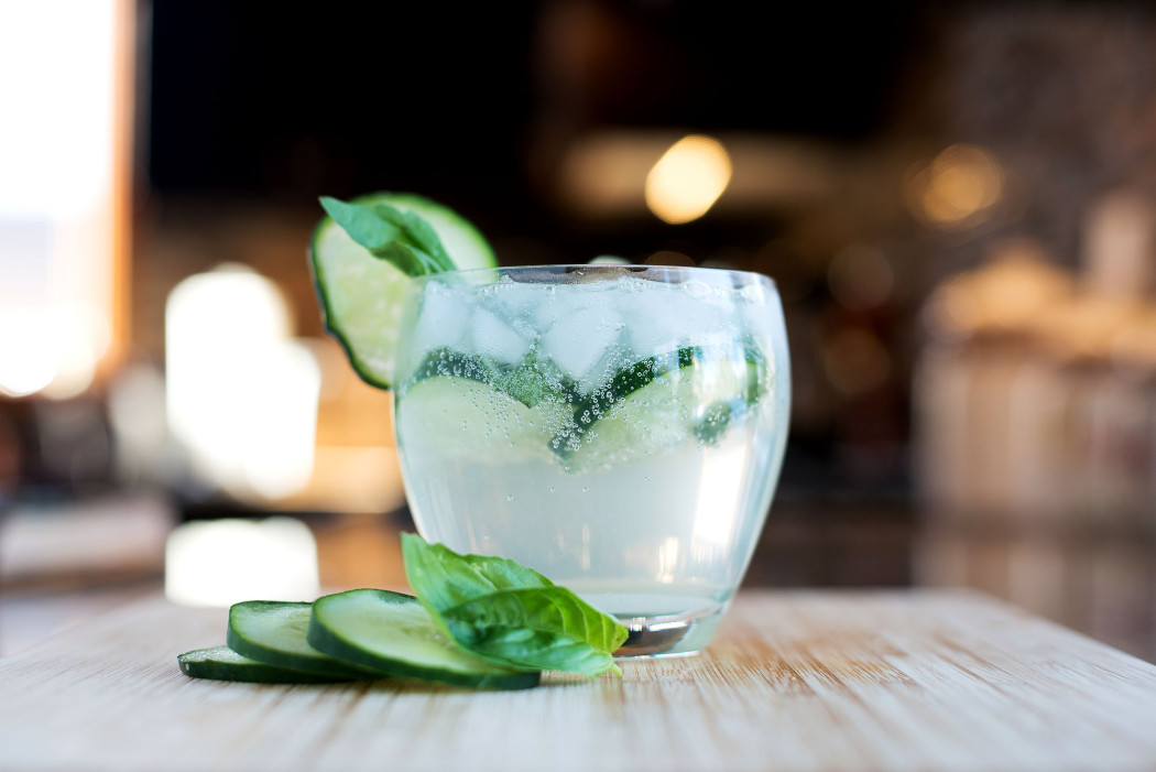 The GBC Gin Basil Cucumber 3