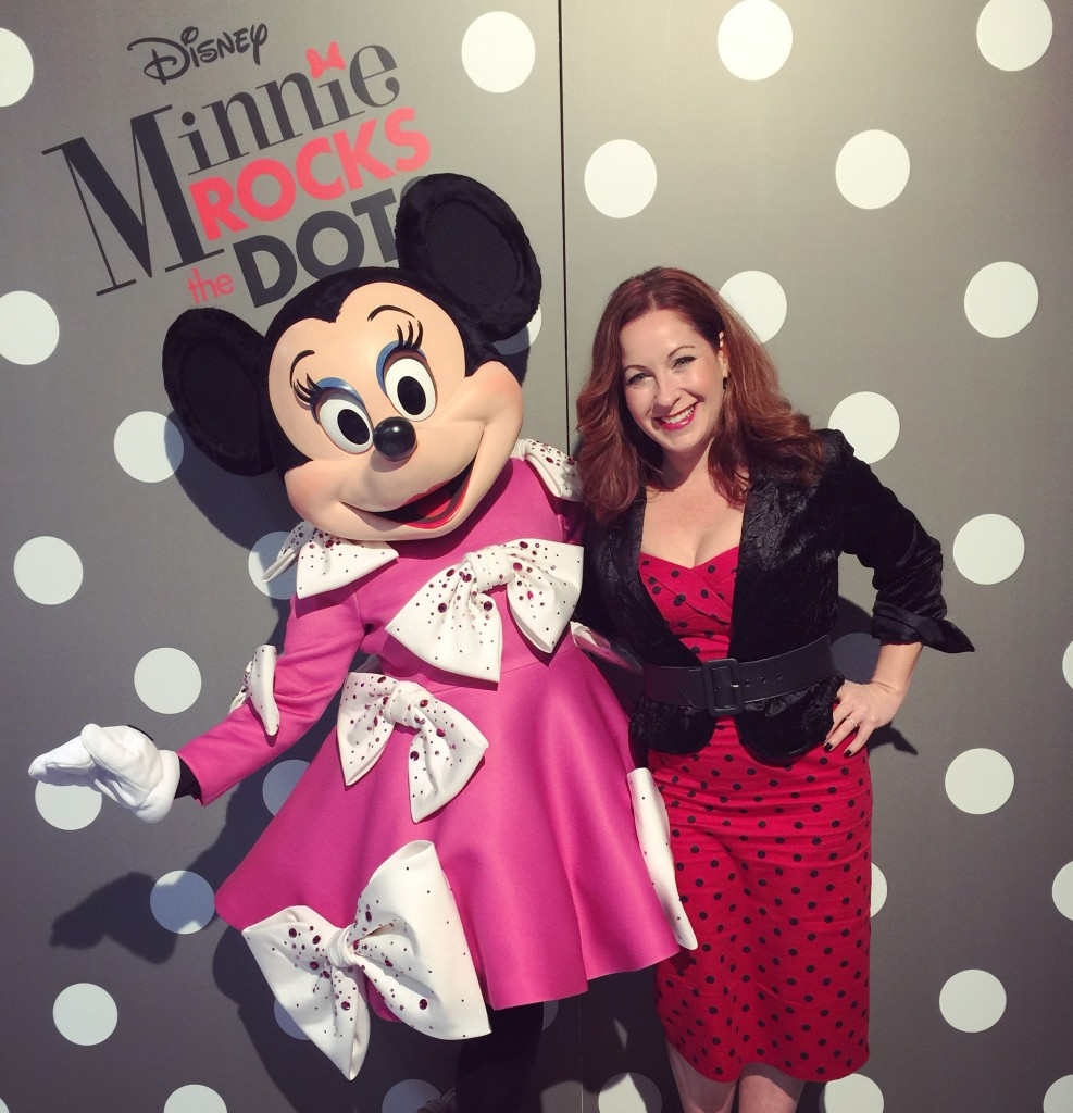 Minnie Mouse Rocks Christian Soriano with Dawn Garcia