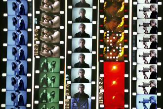 Andy Warhol TRASH 1970 Photo by Douglas Kirkland