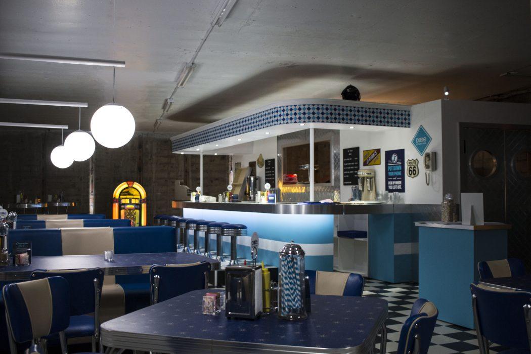 Dixie Deadzone Diner