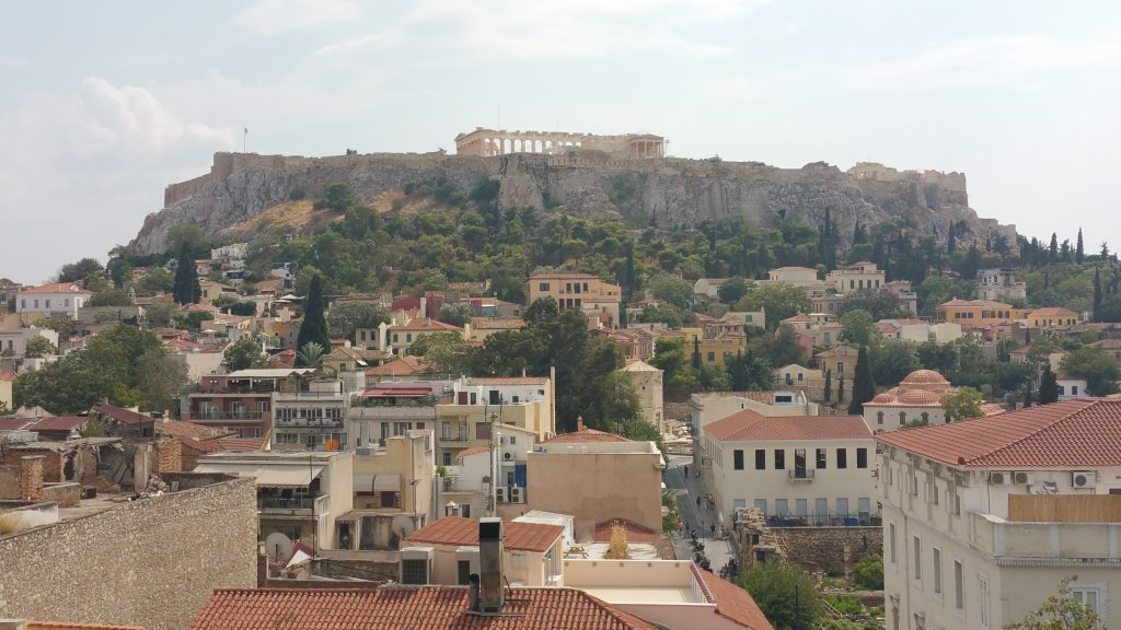 Athens in Winter | Spring