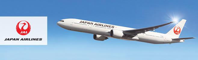 JL JapanAirlines