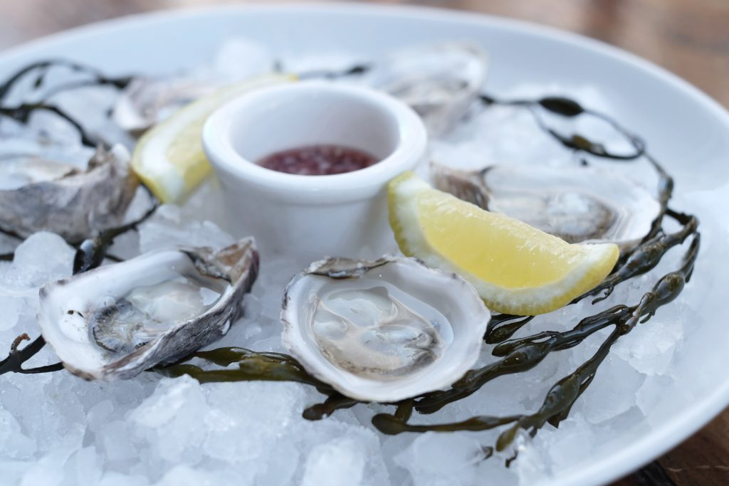 Church State Oysters