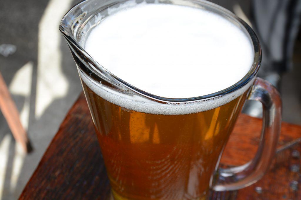 Hache LA Pitcher of Beer