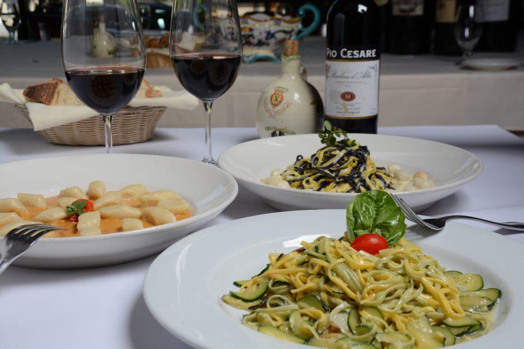 Celestino Wine and Pasta 1