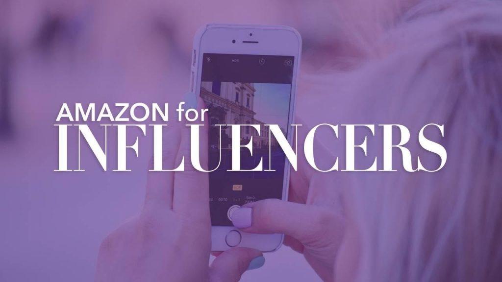Amazon influencers