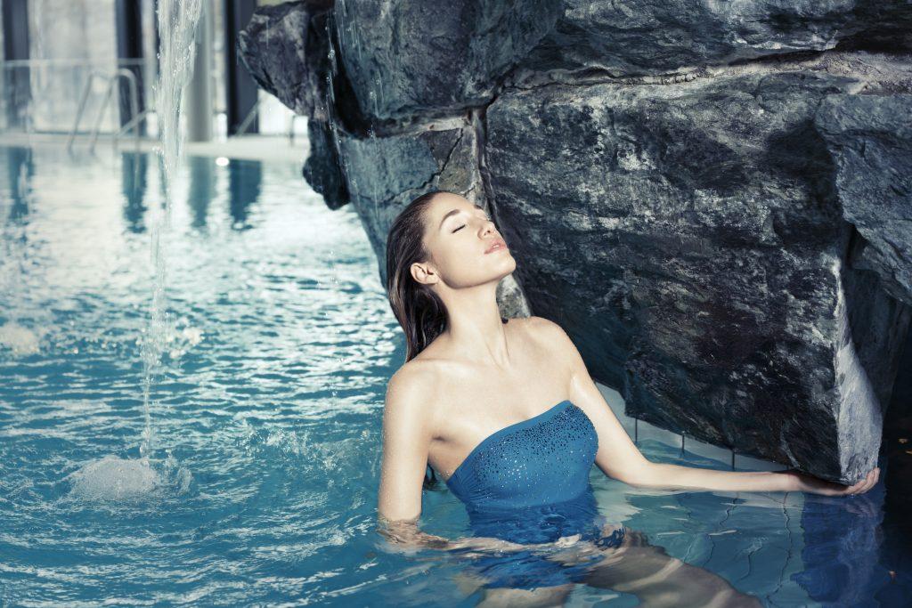BPH Infinity Pool at Palace Wellness