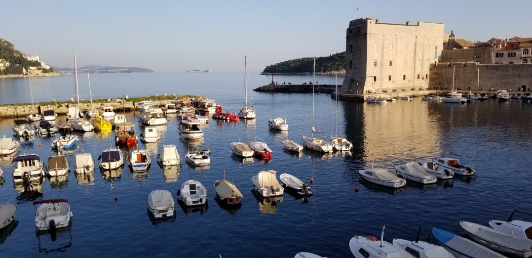 Dubrovnik Restaurant 360 4