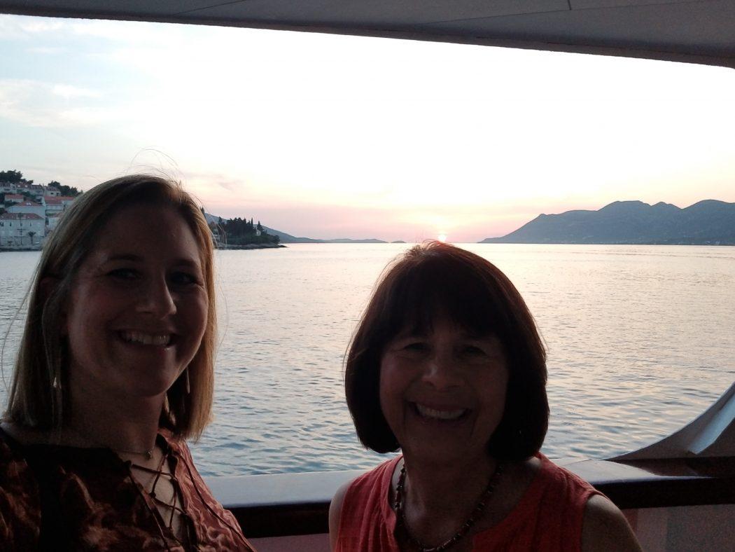 Sunset on the Adriatic Sea 5