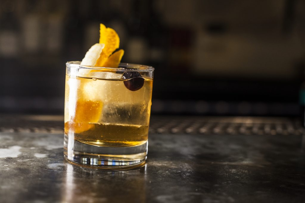 cocktial old fashioned