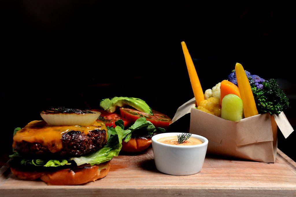Lunetta At Night Heirloom Burger