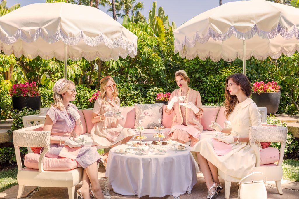 Garden Party Beverly Hills Hotel
