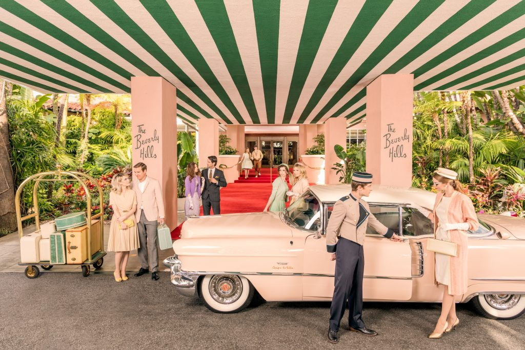 Welcome to The Beverly Hills Hotel