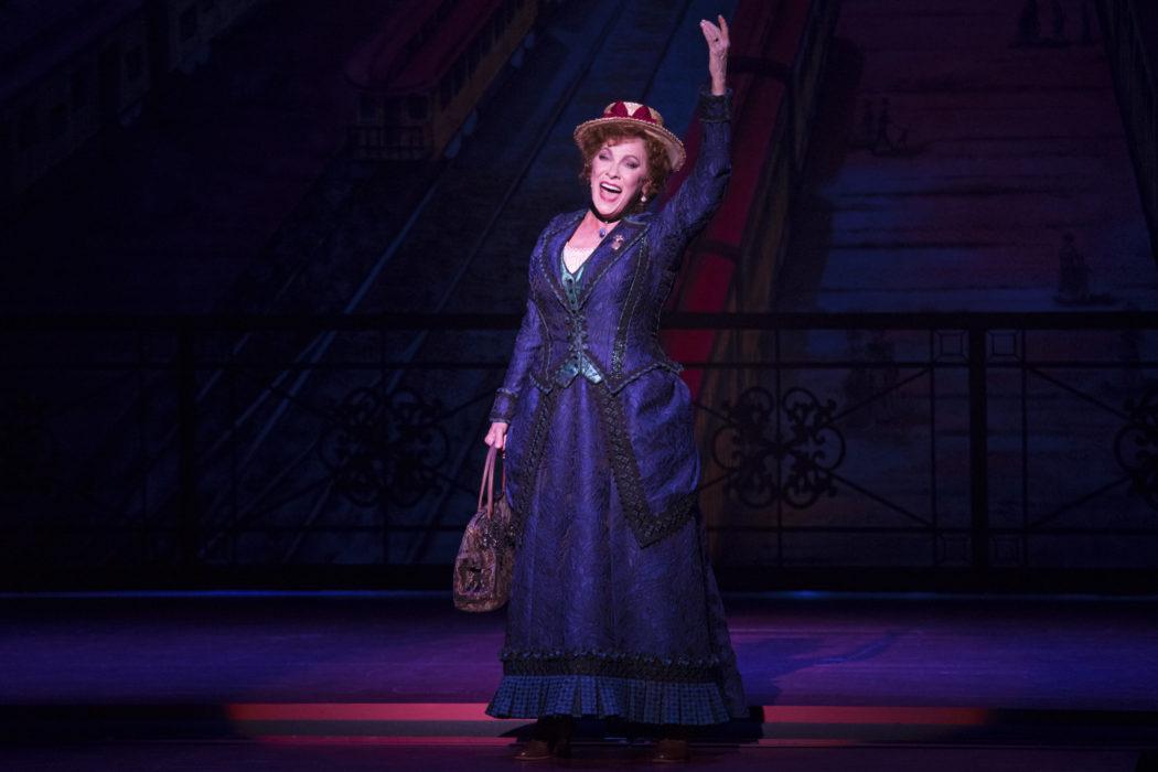 1 Betty Buckley in Hello Dolly National Tour 2018 Julieta Cervantes