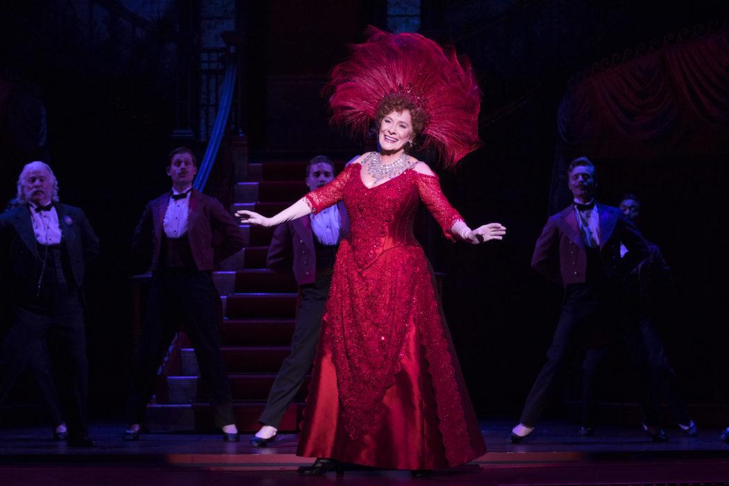7 Betty Buckley Hello Dolly National Tour Company 2018 Julieta Cervantes