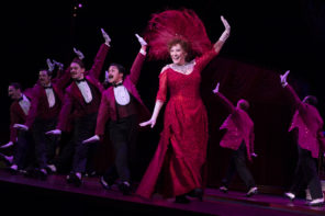 Betty Buckley in Hello Dolly National Tour Photo by Julieta Cervantes