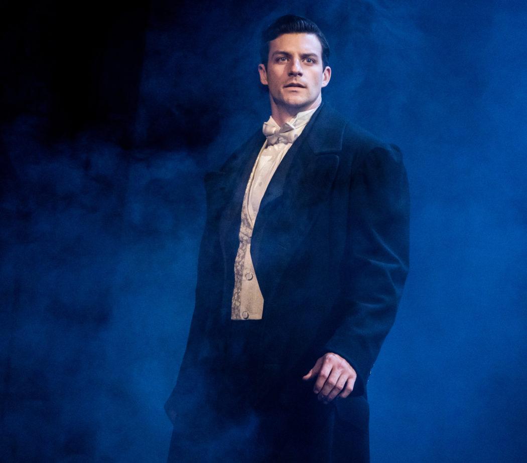 08. THE PHANTOM OF THE OPERA Jordan Craig as Raoul photo by Matthew Murphy