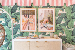 Swanky New Pop-Up Cabana