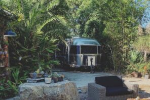 A Weekend Glamping in Ojai