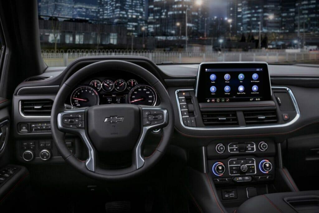 2021 Chevrolet Tahoe 013