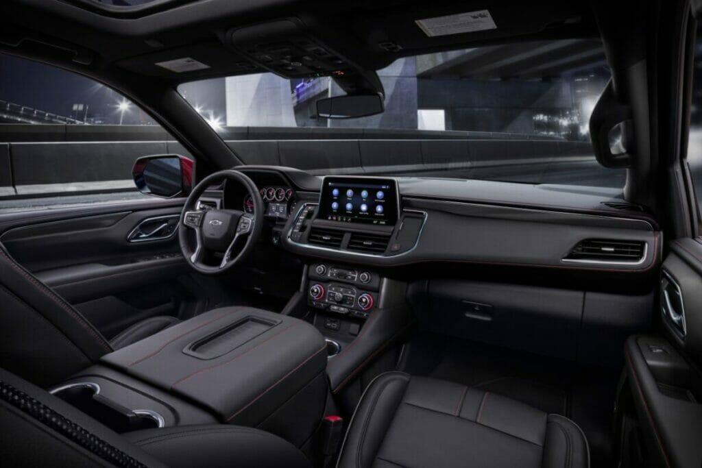2021 Chevrolet Tahoe 014