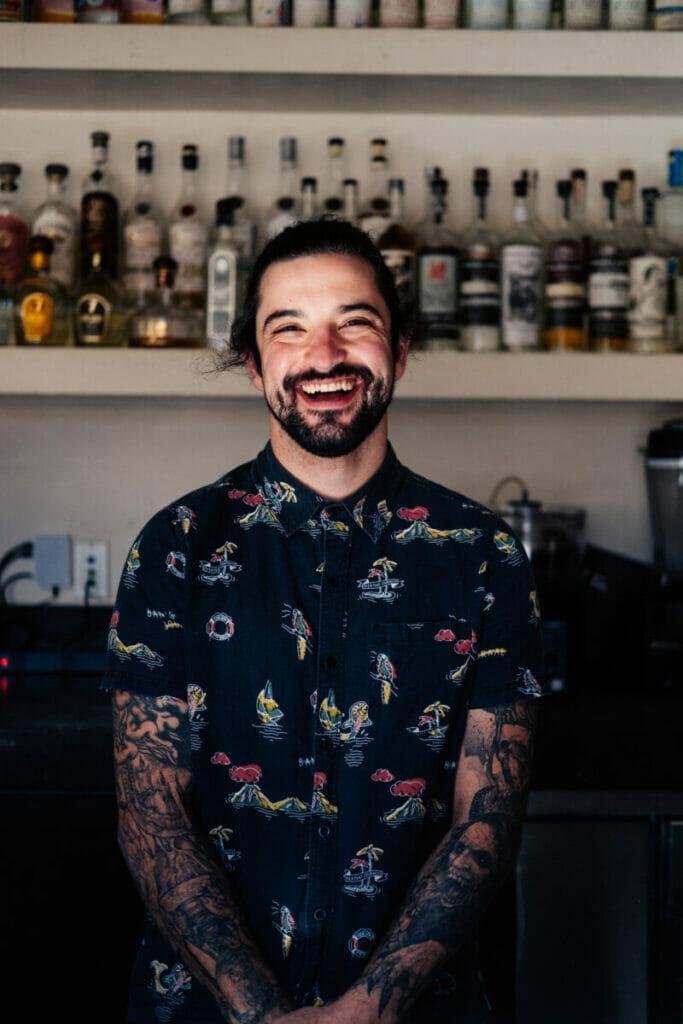 Zero Waste Cocktails at Gracias Madre