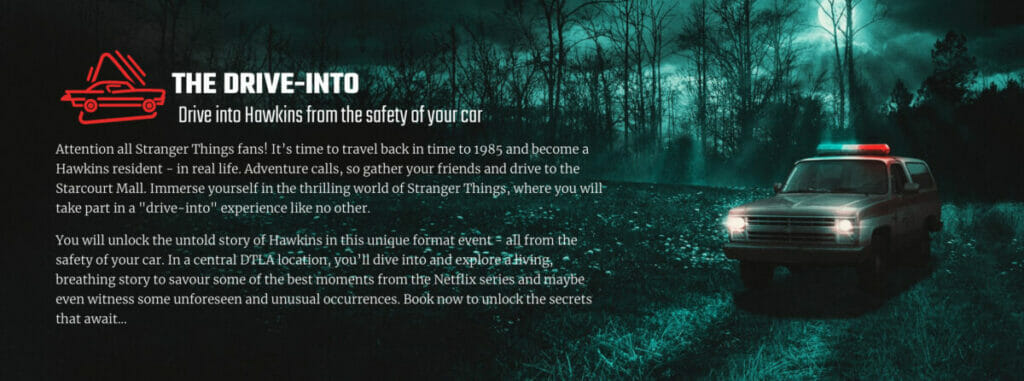 Stranger Things in the 2021 Chevy Blazer RS