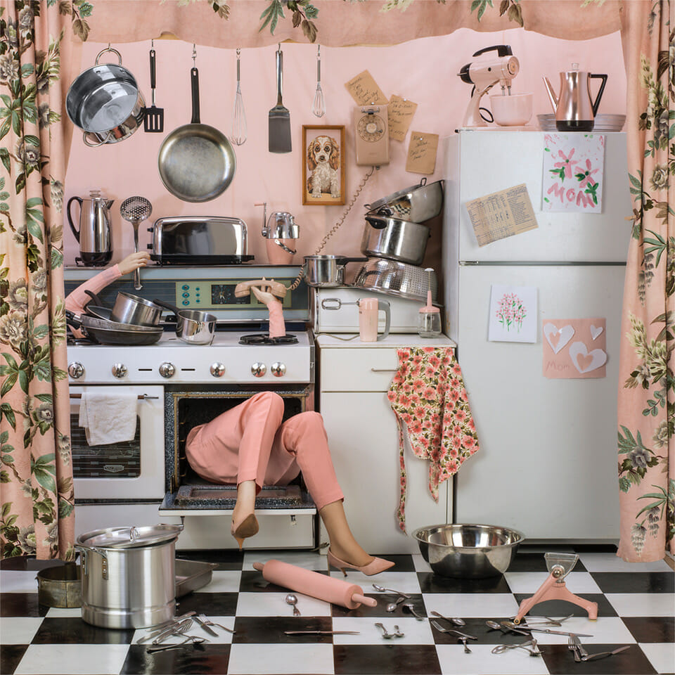 Women Making Art About Women, Patty Carroll