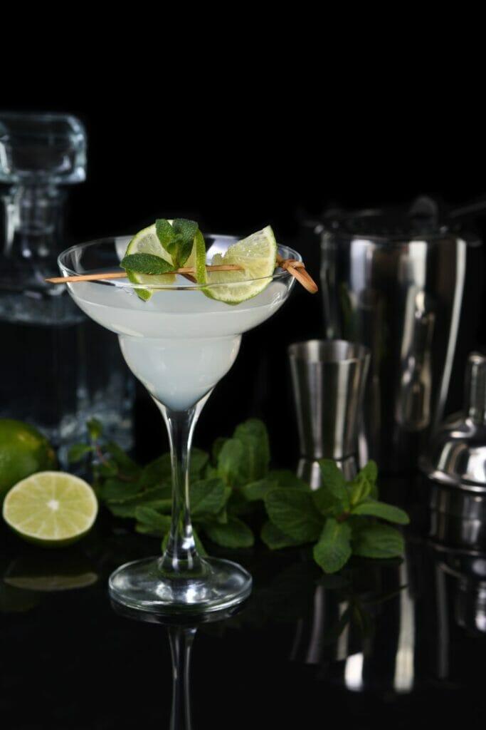 Gracias Madre Zero Waste Cocktail