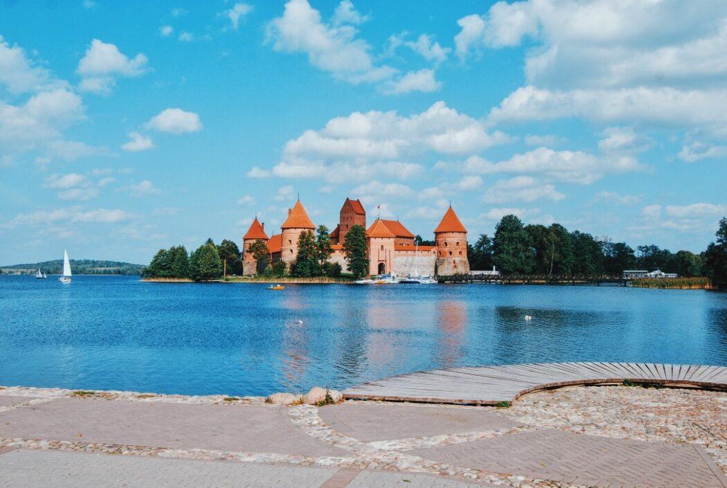 castle of trakai t20 jXpgyk