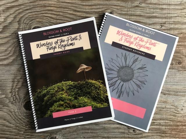 second grade nature study curriculum