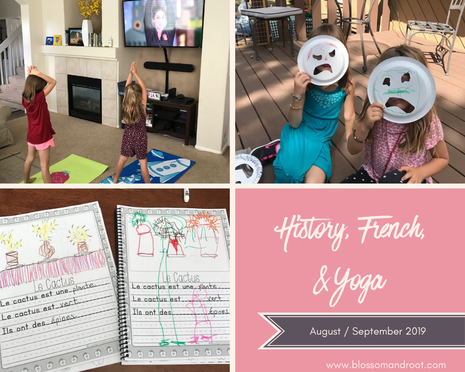 homeschool day in the life secular