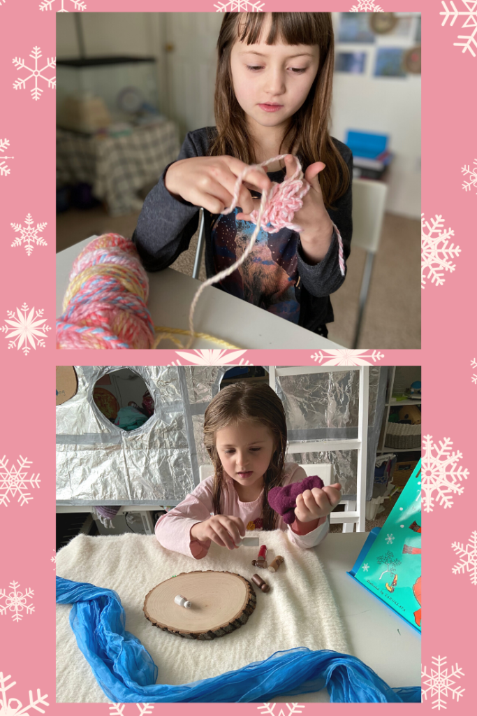 homeschool handicraft
