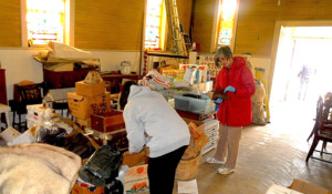 HHS Church Clean Up