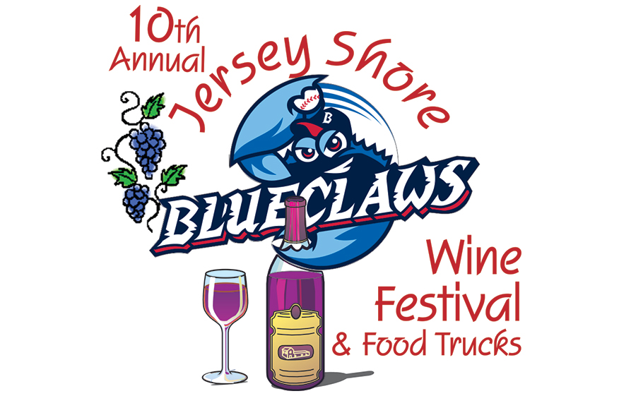 10th Annual Jersey Shore Wine Festival, October 3, 2020