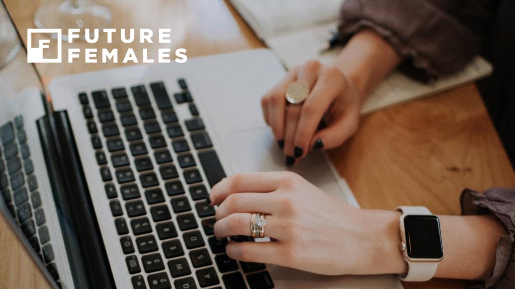 Future Females webinar series with facebook