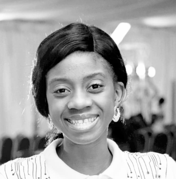 Clementina Busayo - Lagos Chapter Ambassador