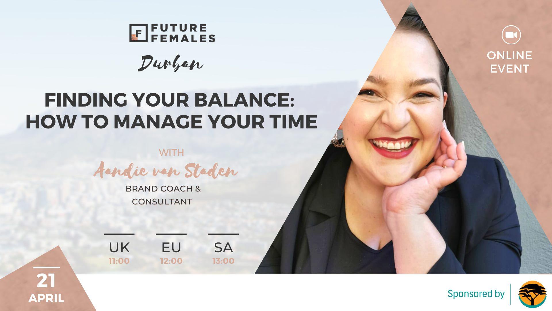 Future Females Durban Event - 20 May April