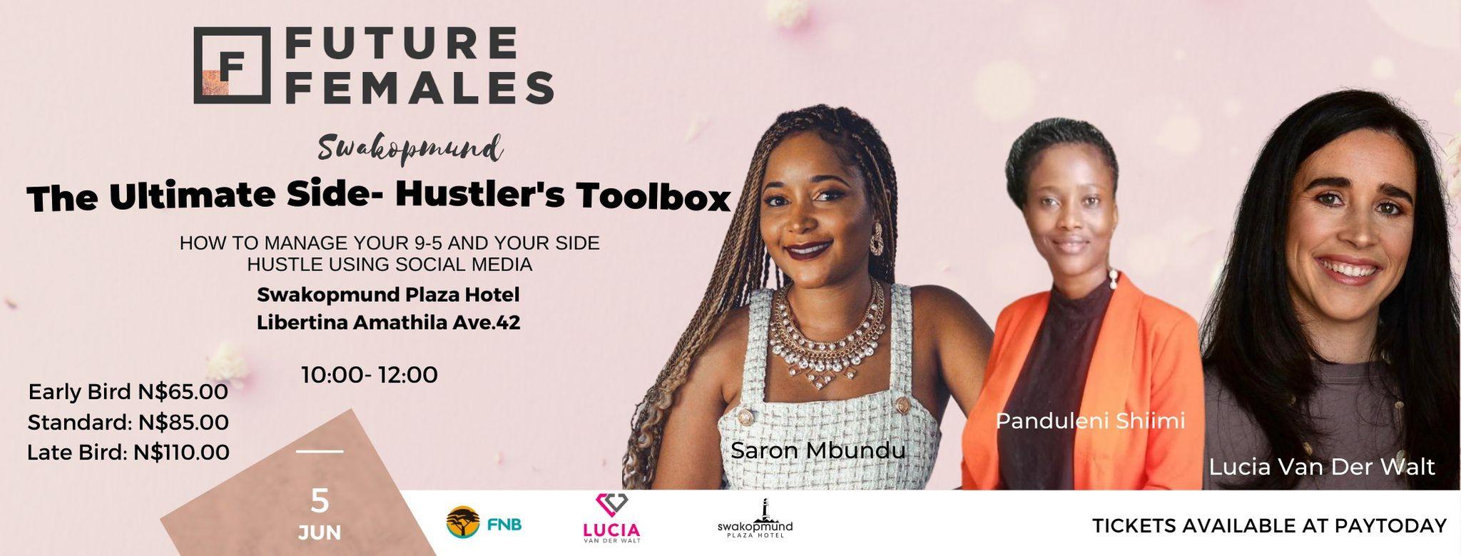 Future Females Swakopmund Event - 5 June