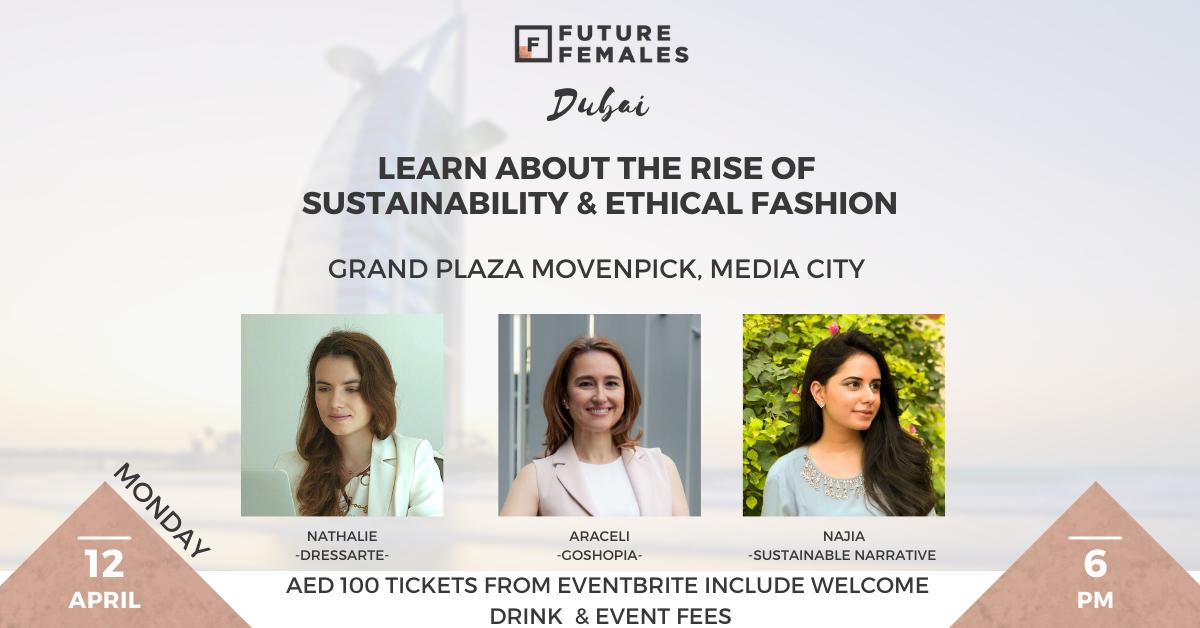 Future Females Dubai Event - 12 April