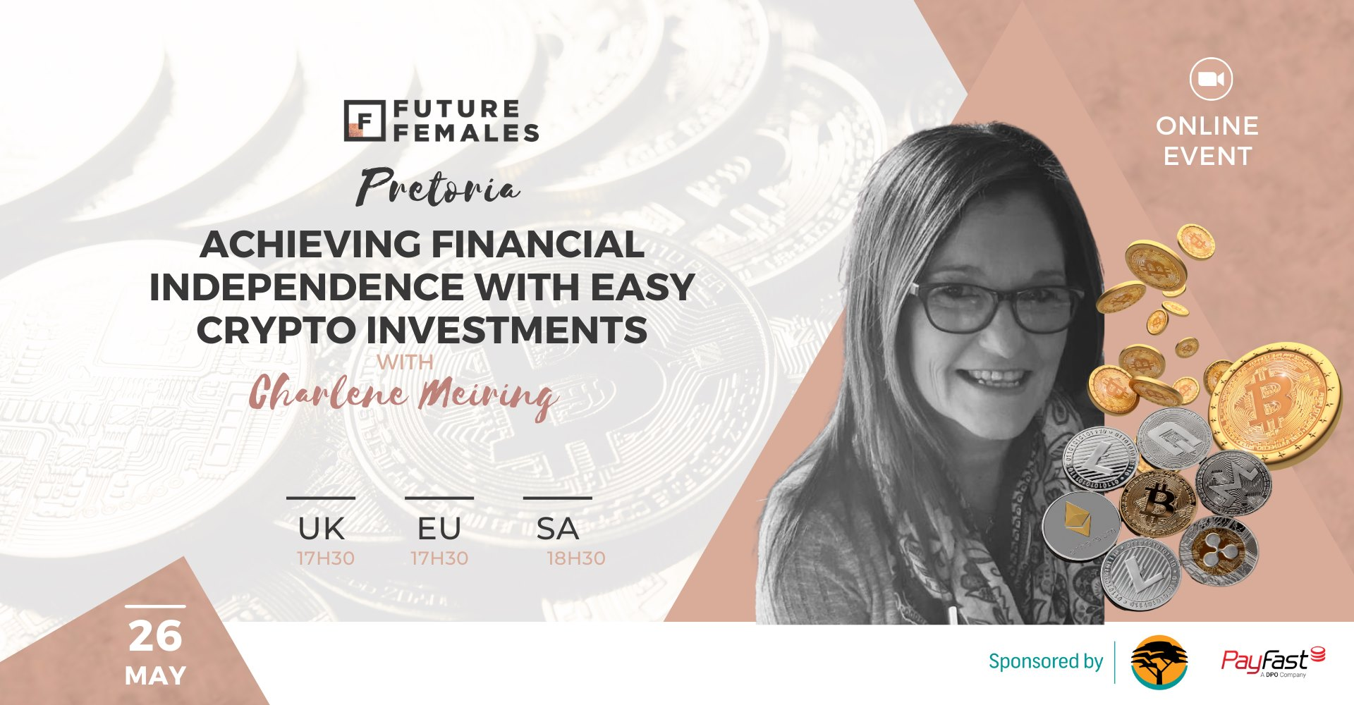 Future Females Pretoria Event - 26 May